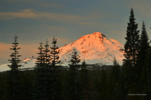 Escape to Mt Shasta!