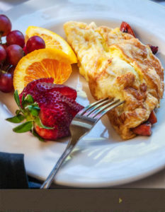 Breakfast at McCloud Bed and Breakfast - Check Availability
