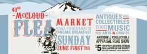 Flea Market Poster