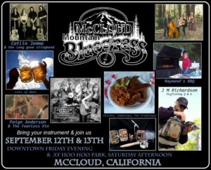 McCloud Mountain Bluegrass